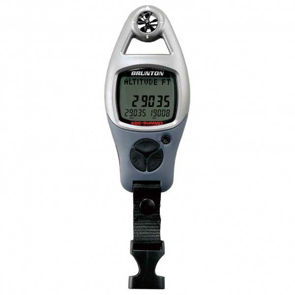 Brunton - Adc Summit, Alti, Baro, Temp, Wind - Altimeter