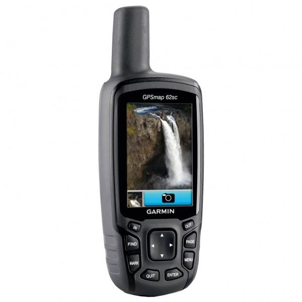 Garmin - GPSmap 62sc - GPS