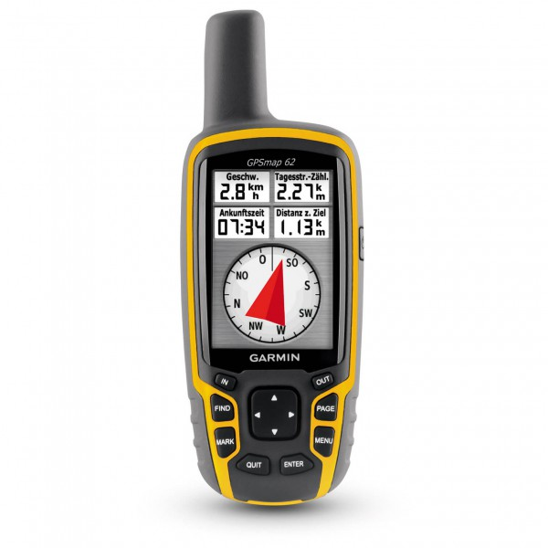 Garmin - GPSmap 62 - GPS-apparaat