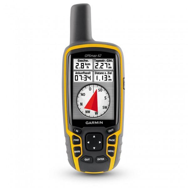 Garmin - GPSmap 62 - GPS device
