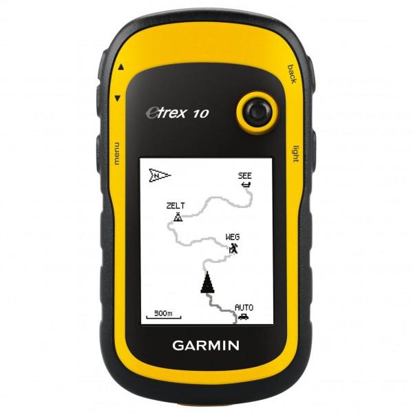 Garmin - eTrex 10 - GPS-laite