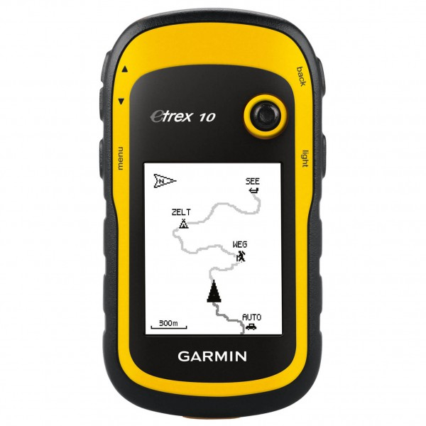 Garmin - eTrex 10 - GPS