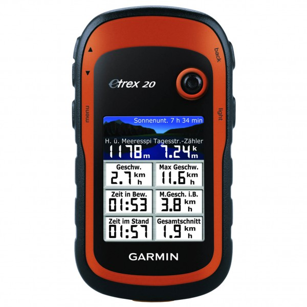 Garmin - eTrex 20 - GPS-laite