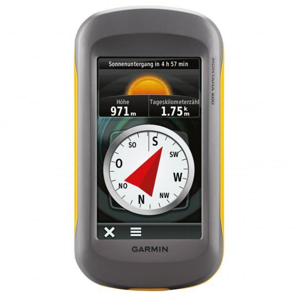 Garmin - Montana 600 - GPS-apparaat