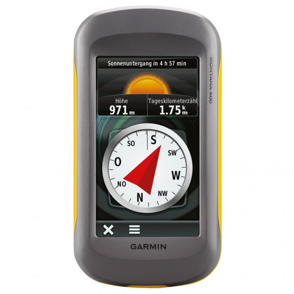 Garmin - Montana 600 - GPS device