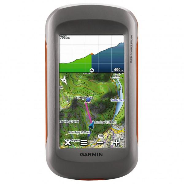 Garmin - Montana 650 - GPS-Gerät