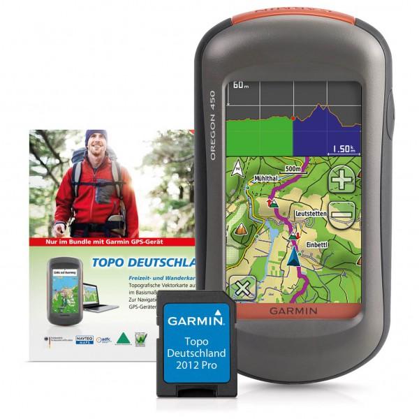 Garmin - Oregon 450 - GPS-udstyr