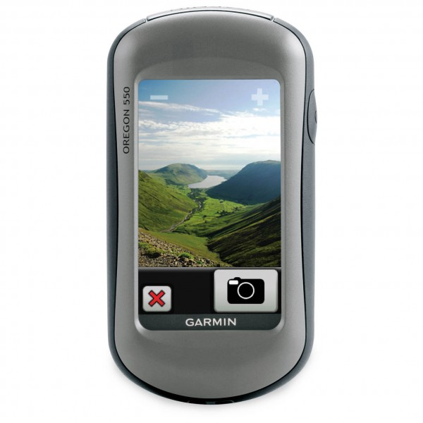 Garmin - Oregon 550 - GPS device