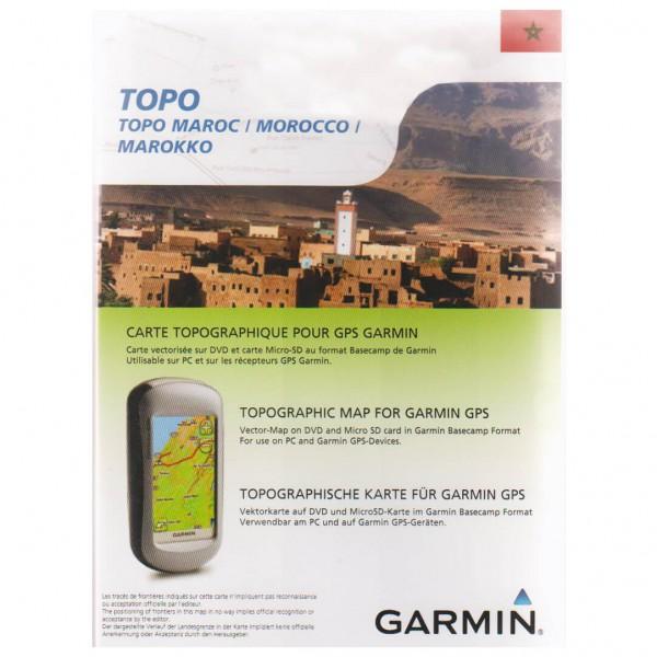 Garmin - Topo Marokko DVD