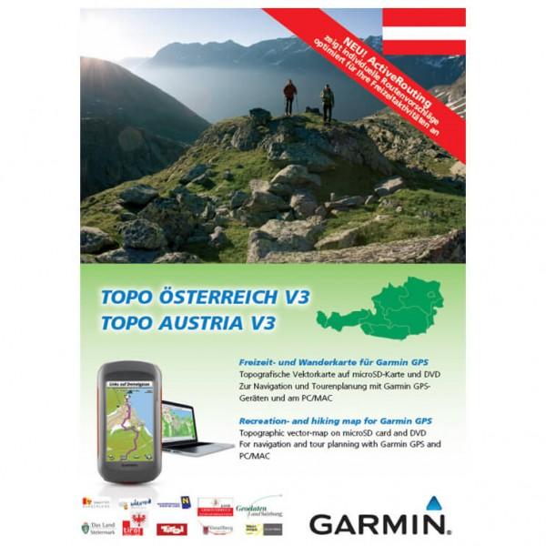 Garmin - Topo Österreich v3
