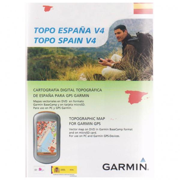 Garmin - Topo Spanien v4