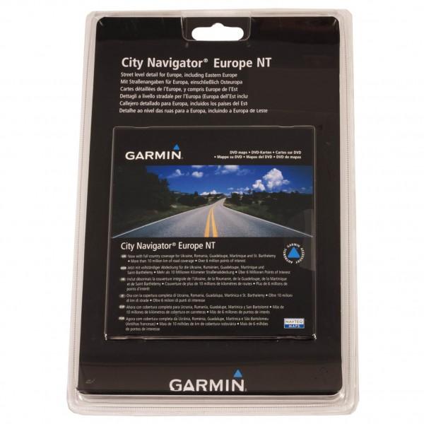 Garmin - CityNavigator Europa NT DVD