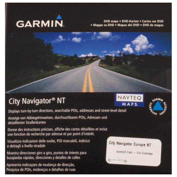Garmin - CN 2012 DACH + Alpen SD CityNavigator NT MicroSD/SD