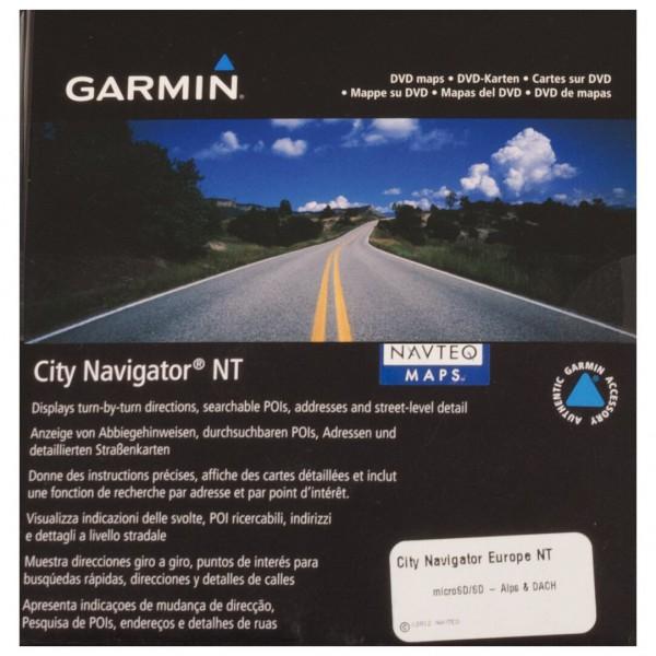 Garmin - CN Europa SD CityNavigator NT MicroSD/SD