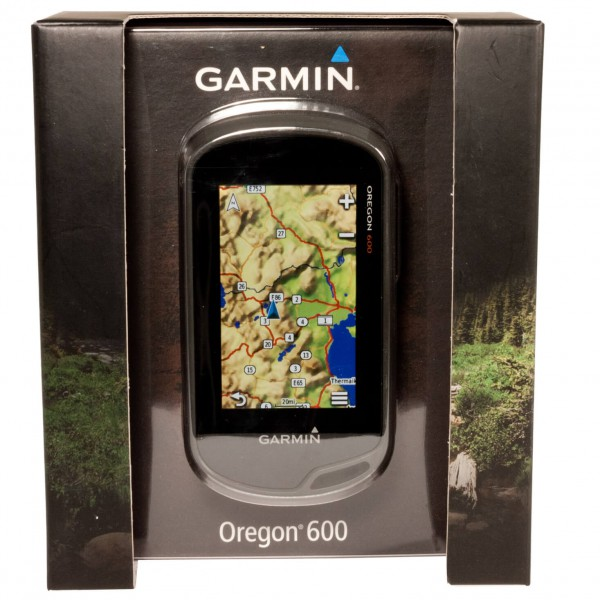 Garmin - Oregon 600 + Topo Deutschland V6 Pro Bundle