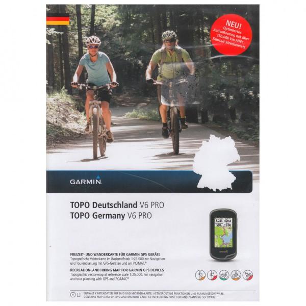 Garmin - Topo Deutschland V6 Pro