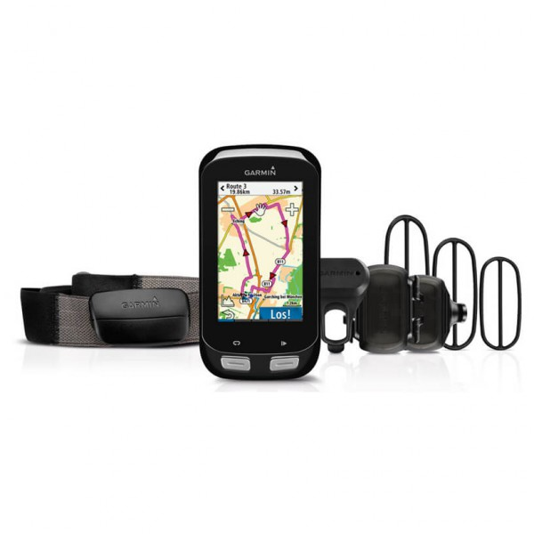 Garmin - Edge 1000 Bundle - GPS
