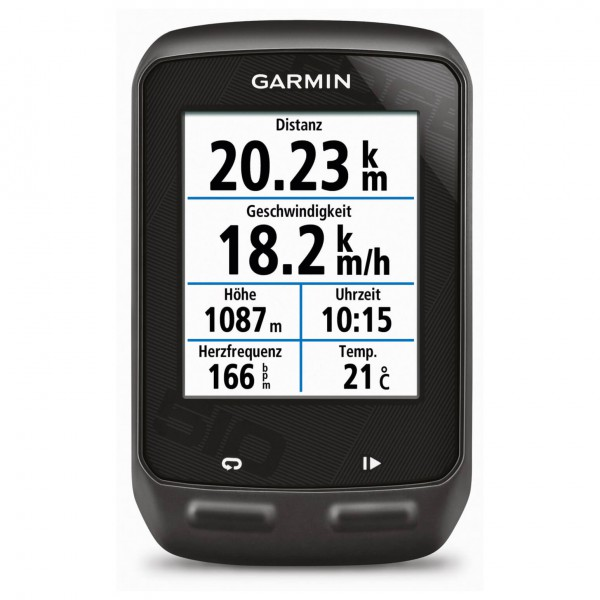 Garmin - Edge 510 Bundle - GPS-Gerät