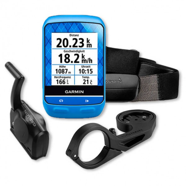 Garmin - Edge 510 Team Garmin Bundle - GPS-laite