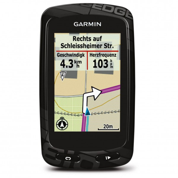 Garmin - Edge 810 Bundle - GPS-laite