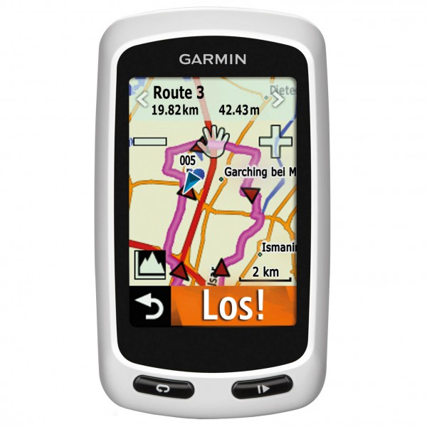 Garmin - Edge Touring Plus - GPS-apparaat