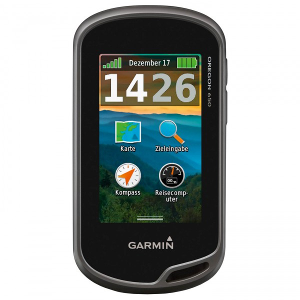 Garmin - Oregon 650 - GPS device