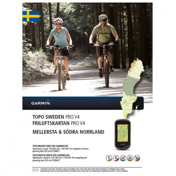Garmin - Topo Schweden v4 Pro