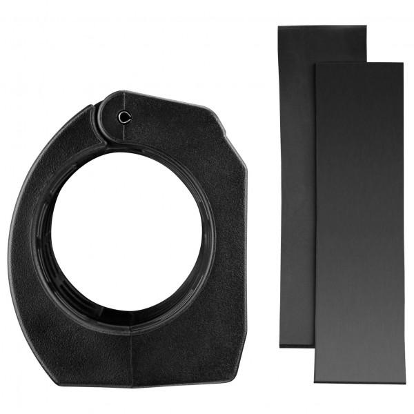Garmin - Support de pince vélo pour guidon surdimensionné