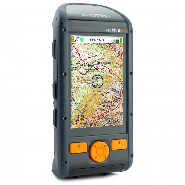Satmap - Active 20 Alpenverein Edition 50K - GPS-laite