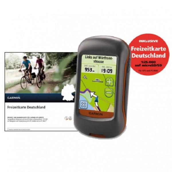 Garmin - Dakota 20 + Freizeitkarte Deutschland - GPS