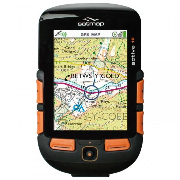 Satmap - Active 12 Deutschland Edition 50k - GPS device