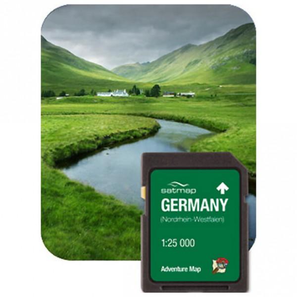 Satmap - Nordrhein-Westfalen (ADV 1:25k) - SD card