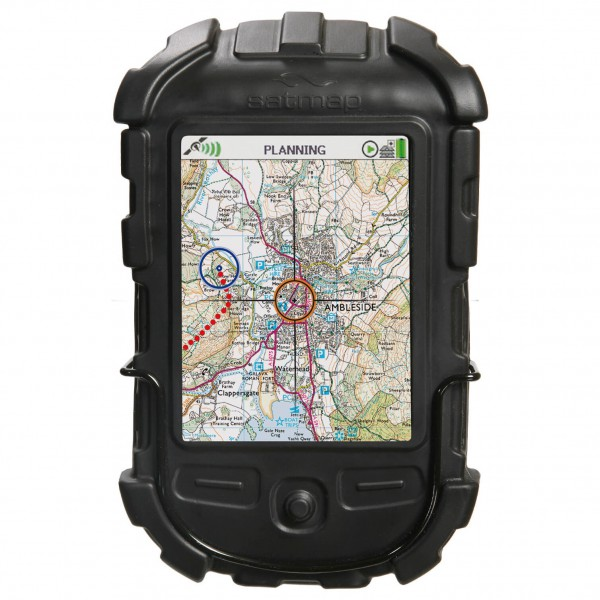 Satmap - ProShield Bike Silikonschutzhülle - GPS accessories
