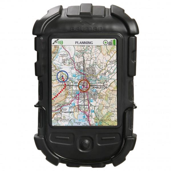 Satmap - ProShield Siliconen beschermhoes - GPS-accessoires