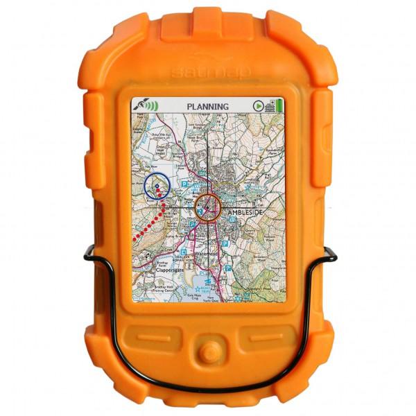 Satmap - ProShield Silikonisuojus - GPS-tarvike