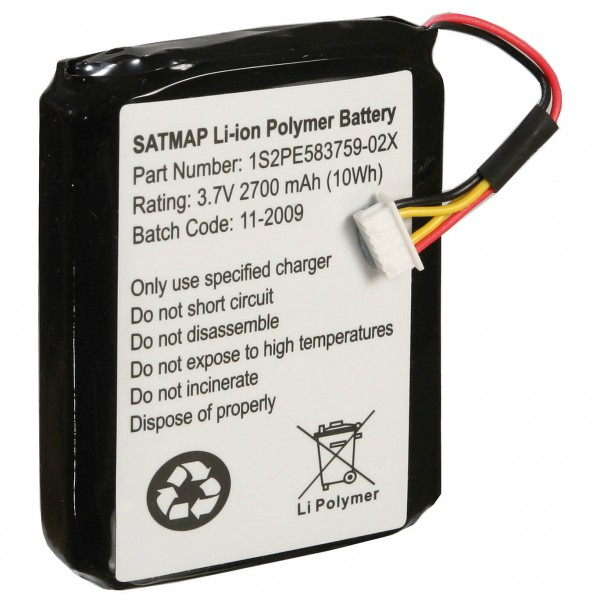 Satmap - Standard Rechargeable battery - Rechargeable batter