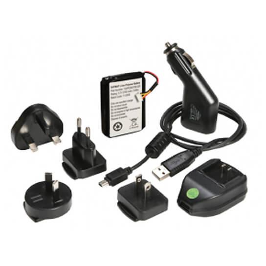 Satmap - Standard Akku Pack mit Ladegerät & Weltstecker
