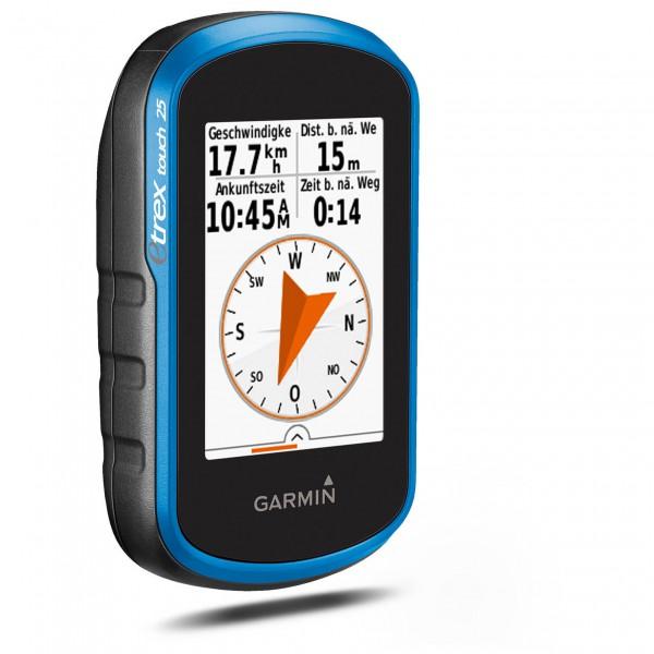 Garmin - eTrex Touch 25 - GPS-apparaat