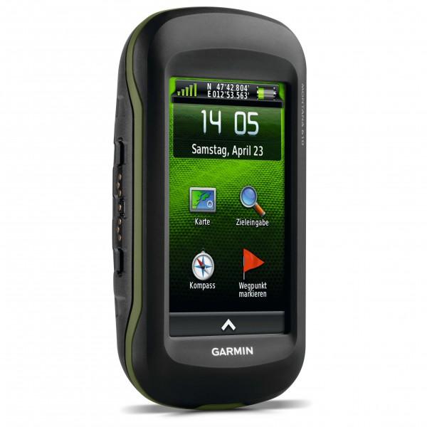Garmin - Montana 610 - GPS-apparaat