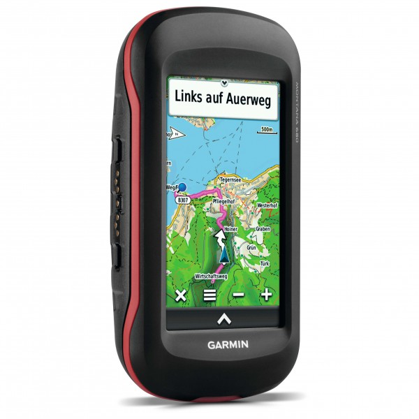 Garmin - Montana 680 - GPS device