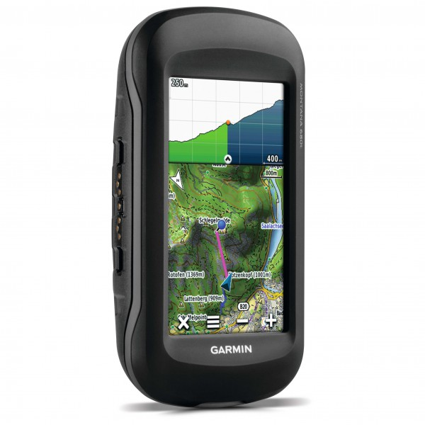 Garmin - Montana 680t - GPS device