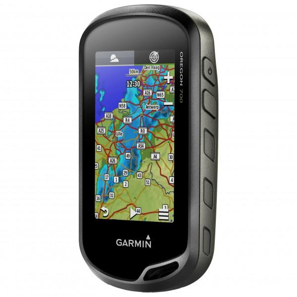 Garmin - Oregon 700 + TransAlpin V4 Pro MicroSD - GPS-Gerät