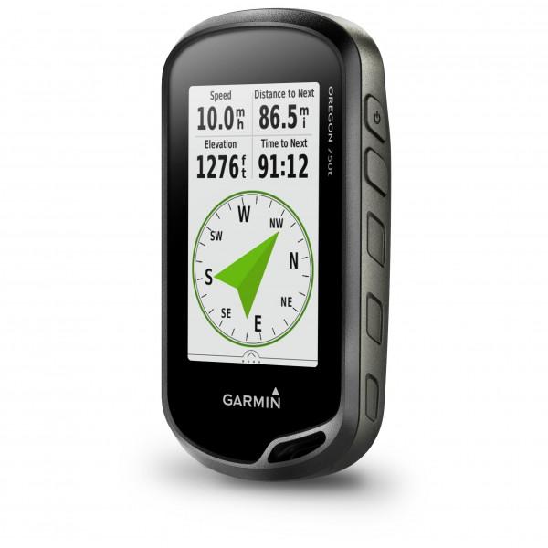 Garmin - Oregon 750t TopoActive Europa - GPS-Gerät