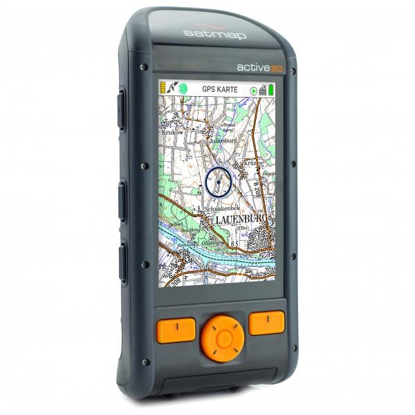 Satmap - Active 20 Deutschland Edition 50K - GPS-udstyr