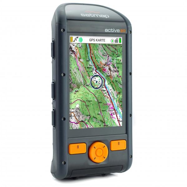 Satmap - Active 20 Frankreich Edition 50K - GPS-apparaat