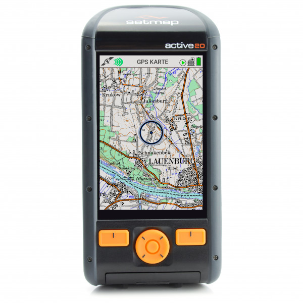 Satmap - Active 20 Solo - GPS-apparaat