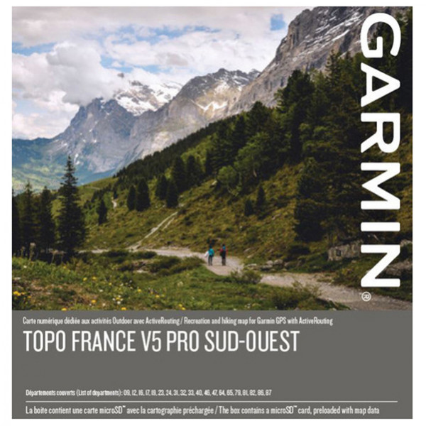 Garmin - Topo Frankreich V5 Pro