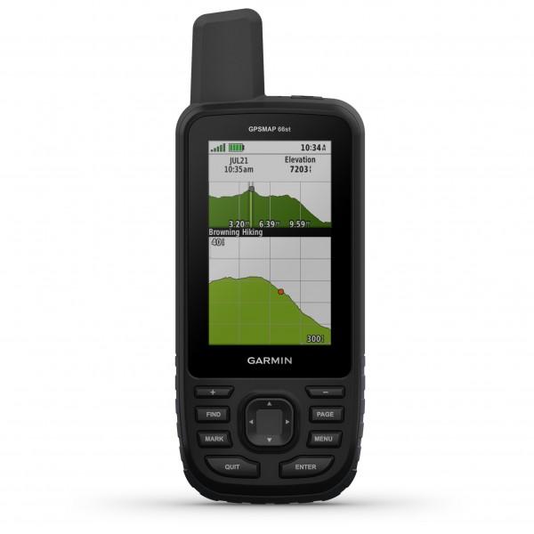 Garmin - GPSMAP 66st - GPS