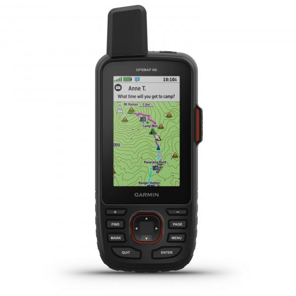 Garmin - Gpsmap 66I Topoactive Europe - GPS-Gerät