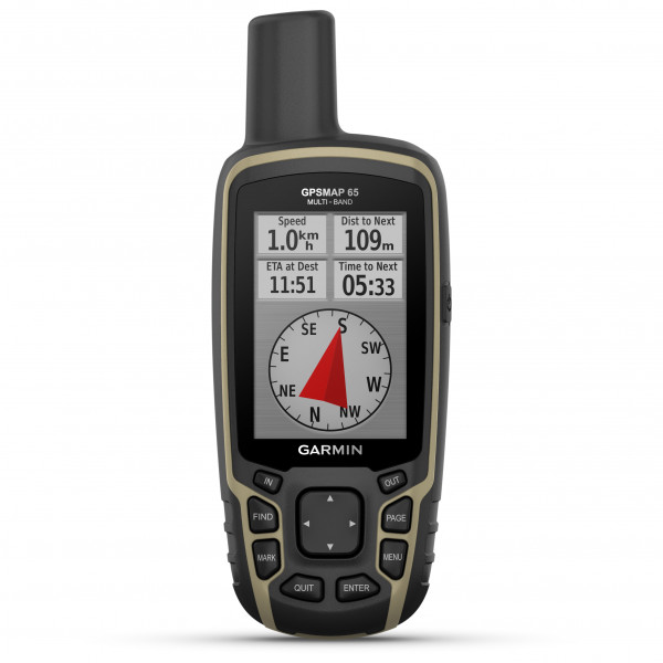 Garmin - GPSMAP 65 - GPS-Gerät